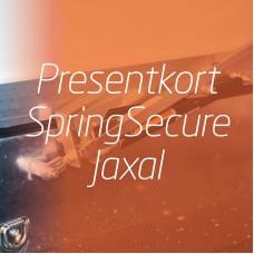 Giftcard SpringSecure Jaxal